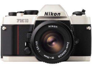 nikon fm10 with 35-70mm lens