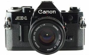canon ae 1