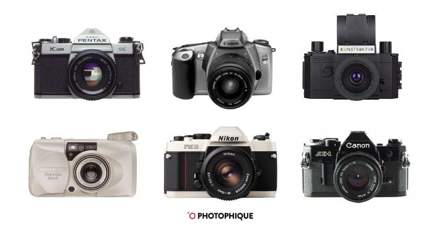 Best Film Cameras Around $100