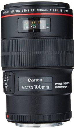 canon ef 100mm f2.8l macro is usm
