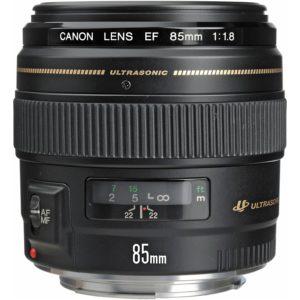 canon ef 85mm f1.8 usm
