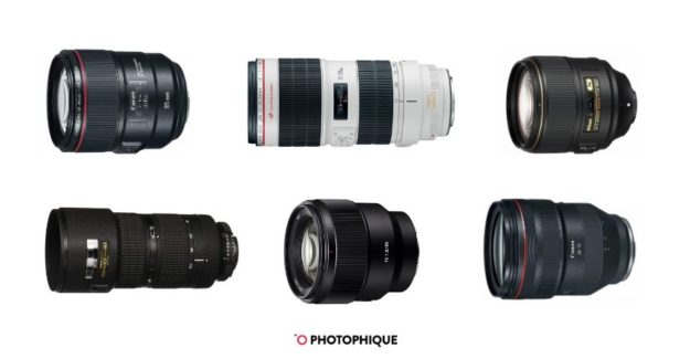 Best Lenses for Wedding & Event Photography