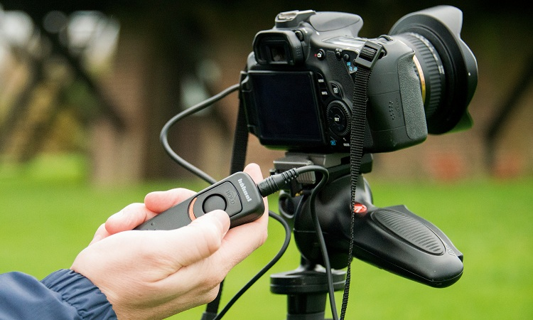 What Does A Shutter Release Do?