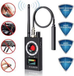 Anti Spy Detector, Camera Finder
