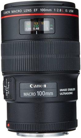 Canon Macro Lens EF 100mm f/2.8L IS USM