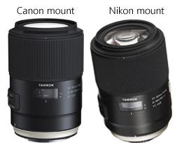 Tamron-SP-90mm-f-2.8-Di-VC-USD-Macro-nikon+canon