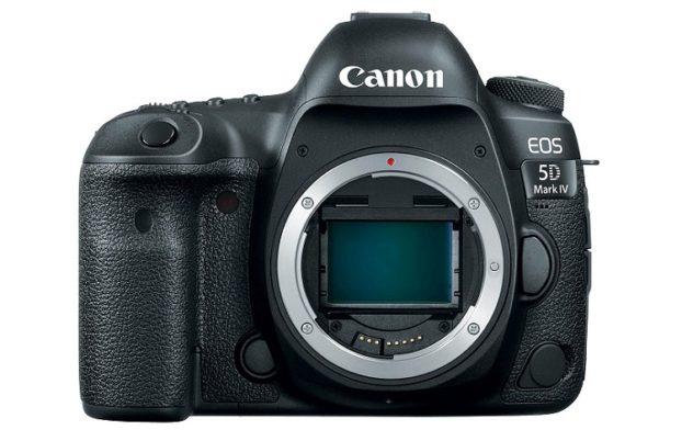 Canon EOS 5D Mark IVReview