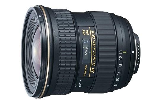 Tokina AF-S 11-16mm Review