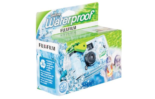 Fujifilm Disposable QuickSnap Waterproof Camera Review