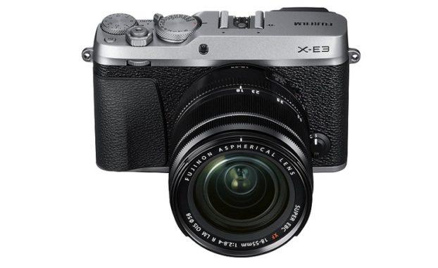 Fujifilm X-E3 Mirrorless Digital Camera w/XF18-55mm Lens Kit Review