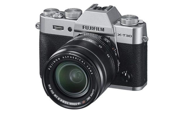 Fujifilm X-T30 Mirrorless Digital Camera w/XF18-55mm Kit Review