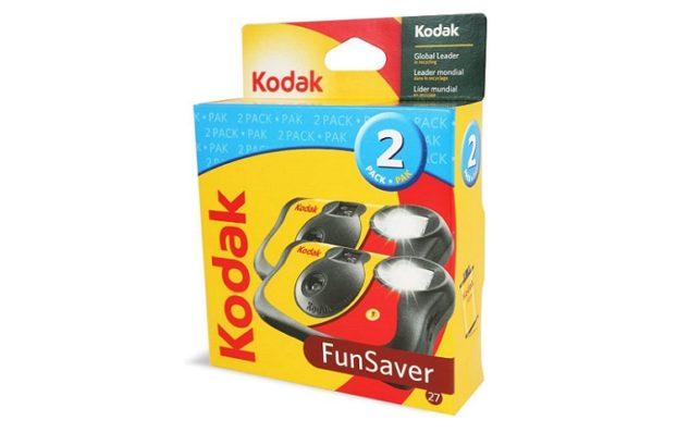 Kodak Funsaver One Time Use Film Camera Review