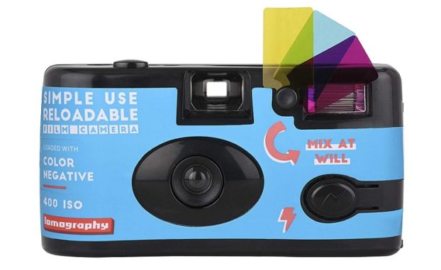 Lomography Simple Use Reloadable Camera Review