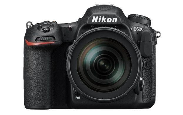 Nikon D500 DX-Format DSLR Review