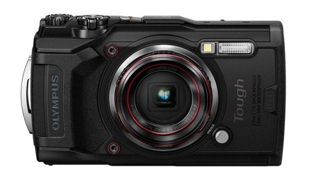 Olympus Tough TG-6 Waterproof Camera Review