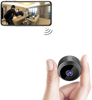 Mini WiFi Wireless Spy Camera