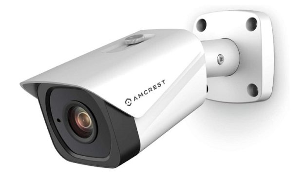 Amcrest Ultra HD POE IP Camera Review