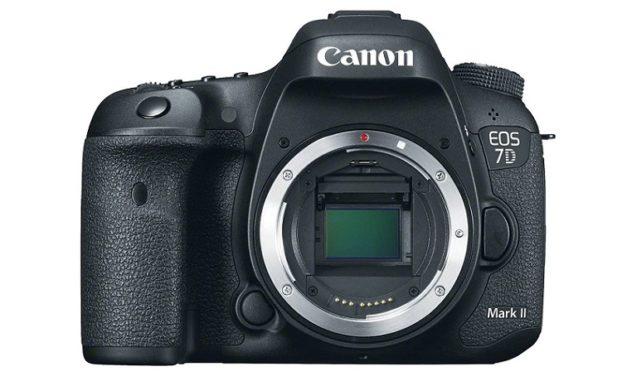 Canon EOS 7D Mark II Digital SLR Camera Review