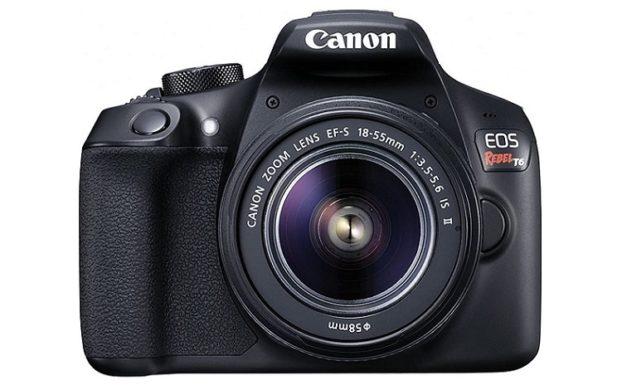 Canon EOS Rebel T6 Digital SLR Camera Review