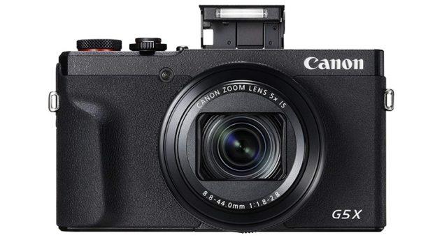 Canon PowerShot G5 X Mark II Digital Camera Review