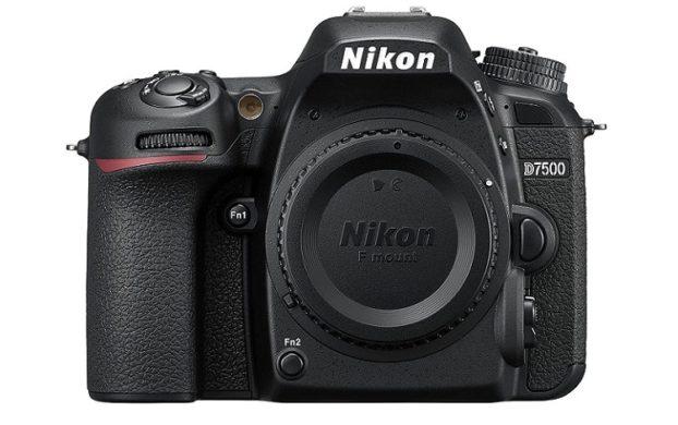 Nikon D7500 Digital SLR Camera Review