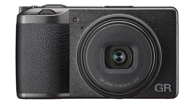 Ricoh GR III Digital Compact Camera Review