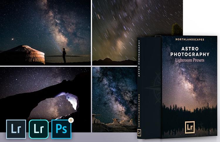 Astro Photography Lightroom Presets