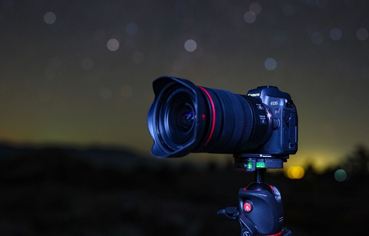 camera type for astrophotography