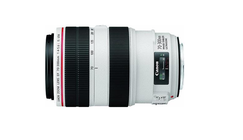 Canon EF 70-300mm f/4-5.6L IS USM UD Lens