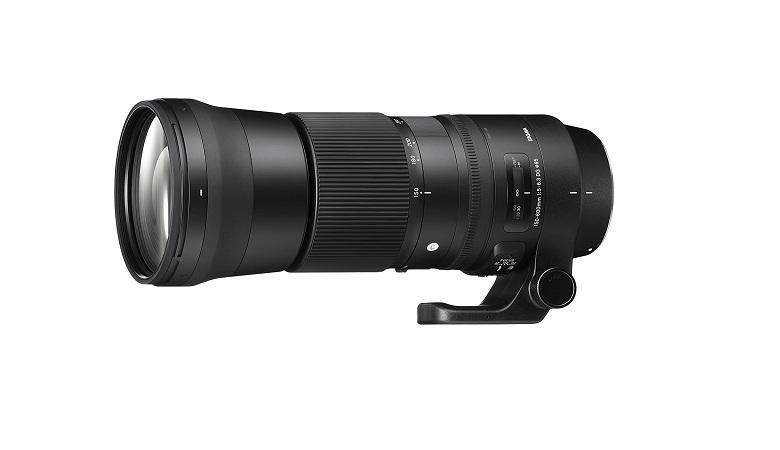 Sigma 150-600mm 5-6.3 Contemporary DG OS HSM Lens