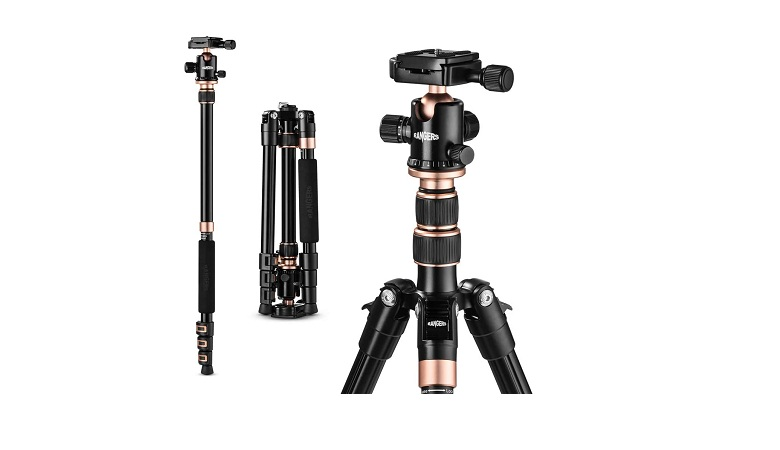 "TYCKA Rangers 56"" Compact Travel Tripod"