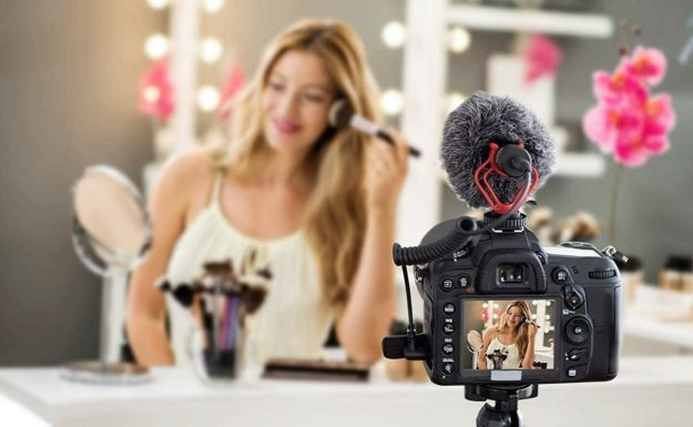Make up camera benefits