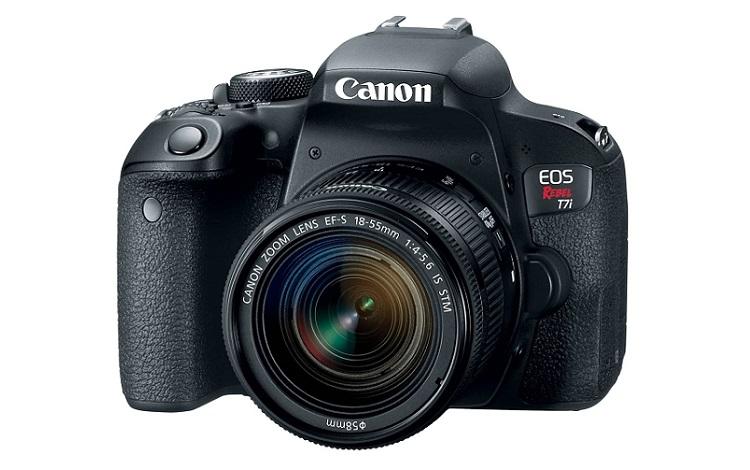 Canon EOS Rebel T7i US 24.2 Digital SLR Camera Review