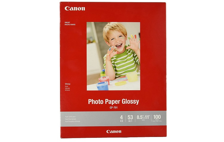 Canon GP-701 LTR 100SH Photo Paper Review