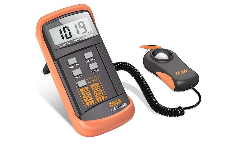 Dr.Meter 1330B-V Digital Illuminance Review