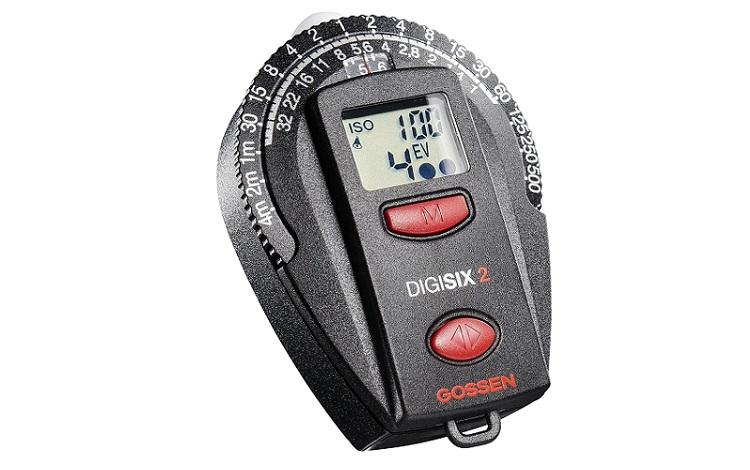 Gossen Digisix 2 Exposure Meter Review