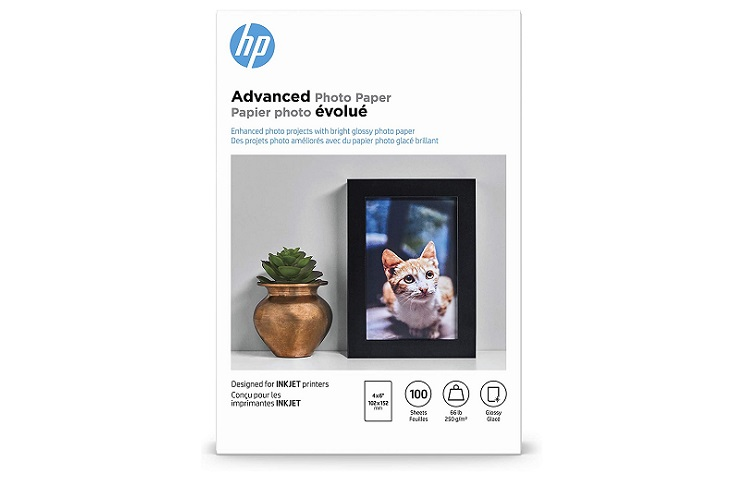 HP Advanced Photo Paper Review