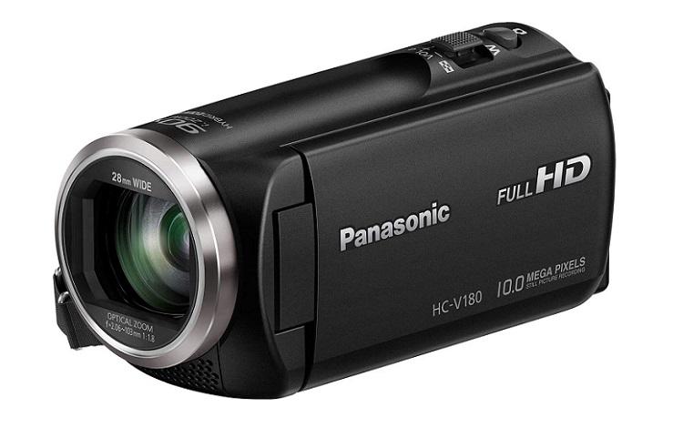 Panasonic Full HD Video Camera Camcorder HC-V180K Review