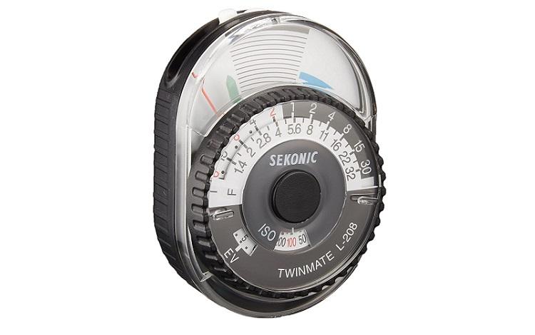 Sekonic 401-208 Twin Mate Light Meter Review