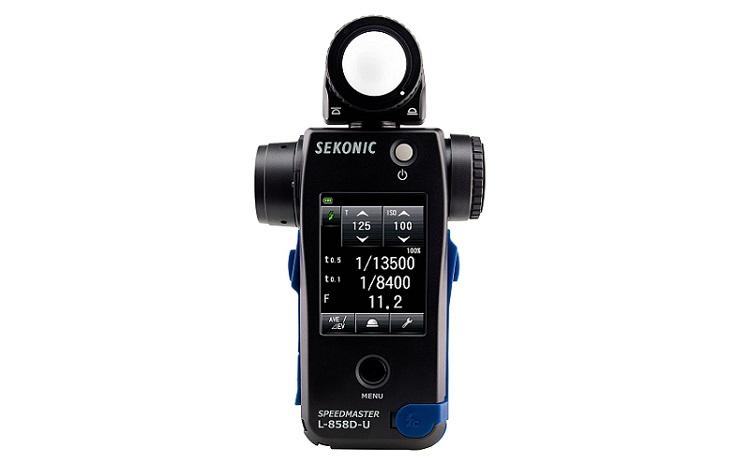 Sekonic Speedmaster L-858D-U Light Meter Review